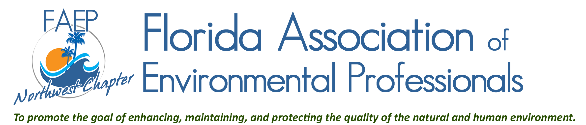 Florida Association of Environmental Professionals – Northwest Chapter